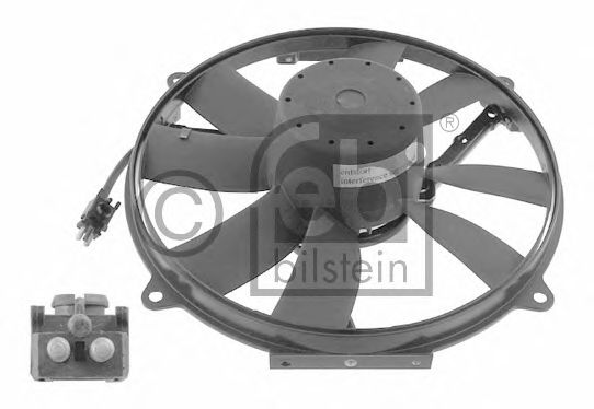 Вентилятор кондиционера FEBI BILSTEIN 18930