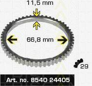 Сигнальный диск АБС TRISCAN 8540 24405