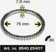 Сигнальный диск АБС TRISCAN 8540 24407