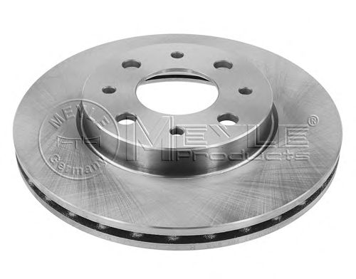 Тормозной диск MEYLE 215 521 0026