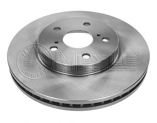 Тормозной диск MEYLE 30-15 521 0089