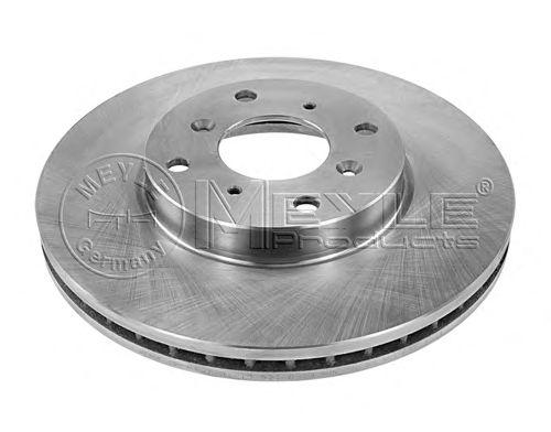 Тормозной диск MEYLE 31-15 521 0023
