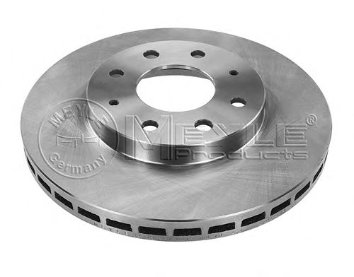 Тормозной диск MEYLE 32-15 521 0015