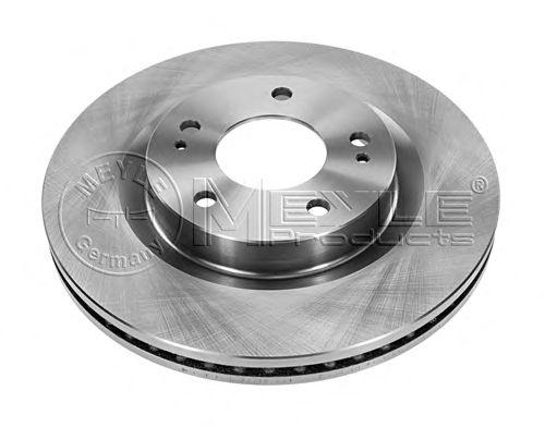 Тормозной диск MEYLE 32-15 521 0017