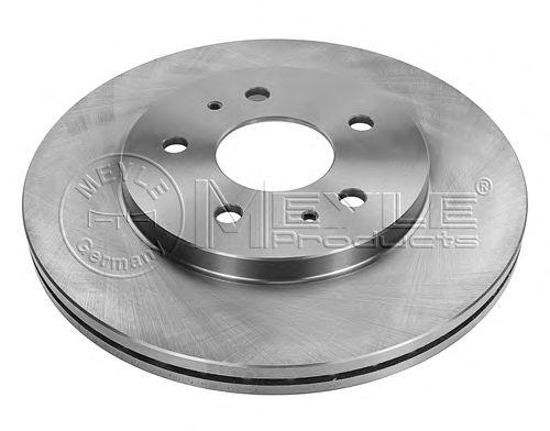 Тормозной диск MEYLE 39-15 521 0005