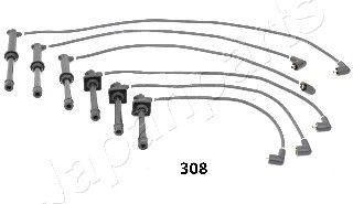 Комплект высоковольтных проводов JAPANPARTS IC-308