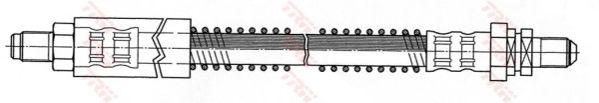 Тормозной шланг TRW PHC295
