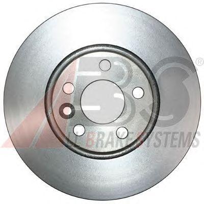 Тормозной диск A.B.S. 17752