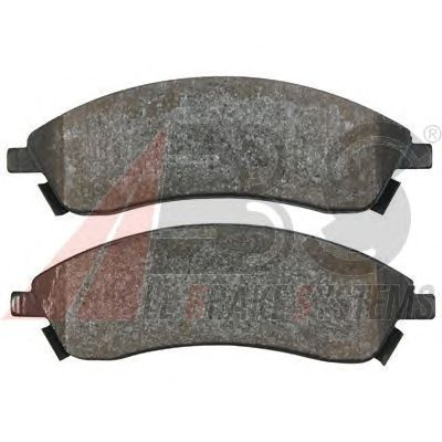 Тормозные колодки A.B.S. 37570