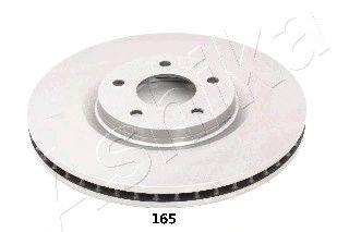 Тормозной диск ASHIKA 60-01-165