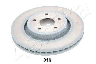 Тормозной диск ASHIKA 60-09-916