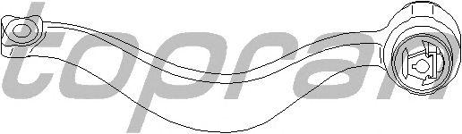 Рычаг подвески TOPRAN 501 042