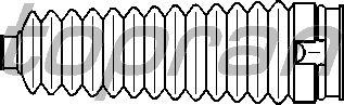 Пыльник рулевой рейки TOPRAN 301 233