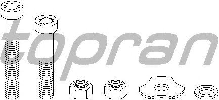 Сайлентблок рычага TOPRAN 401 778
