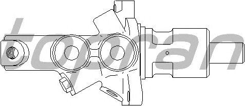 Главный тормозной цилиндр TOPRAN 400 711