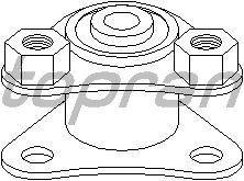 Подушка двигателя TOPRAN 720 381