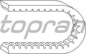 Клиновой ремень TOPRAN 202 343