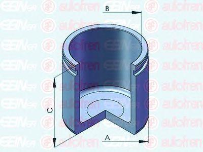 Поршень тормозного суппорта AUTOFREN SEINSA D025309