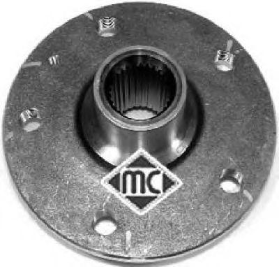 Ступица колеса Metalcaucho 90095