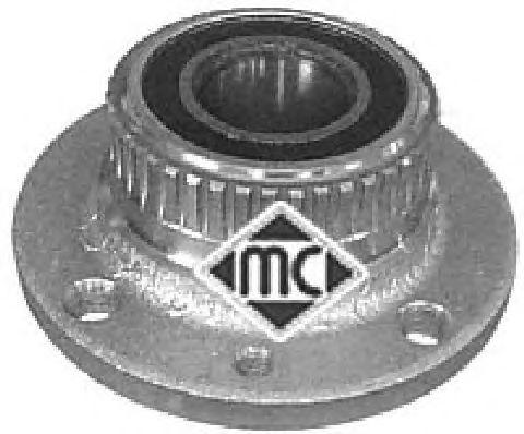 Ступица колеса Metalcaucho 90523