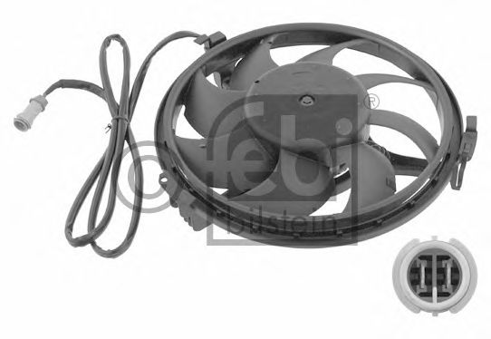 Электродвигатель вентилятора радиатора FEBI BILSTEIN 14850