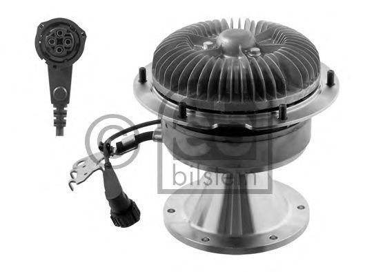 Вязкостная муфта вентилятора охлаждения FEBI BILSTEIN 27843