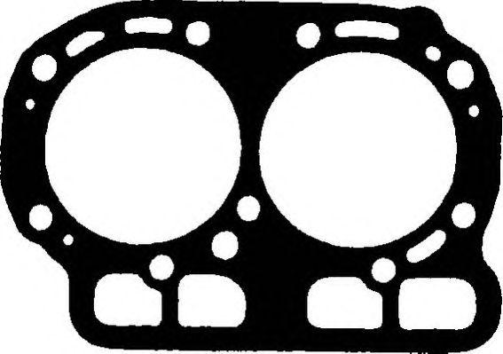 Прокладка головки блока цилиндров (ГБЦ) PAYEN BG770