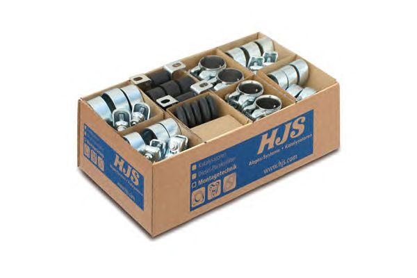 Ассортимент, монтаж установки вывода ОГ HJS 82 00 0611