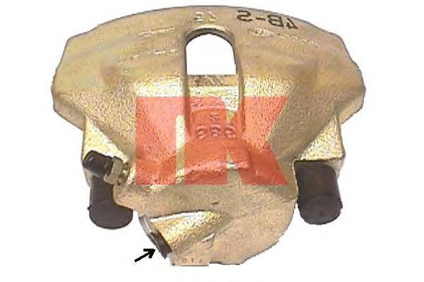 Тормозной суппорт NK 214790