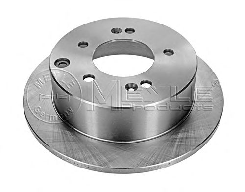Тормозной диск MEYLE 28-15 523 0005