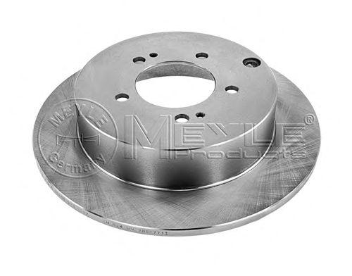 Тормозной диск MEYLE 32-15 523 0007