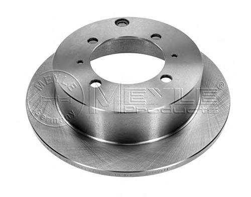 Тормозной диск MEYLE 32-15 523 0010