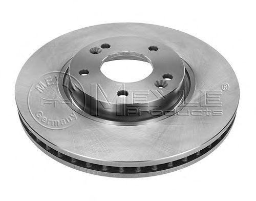 Тормозной диск MEYLE 37-15 521 0012