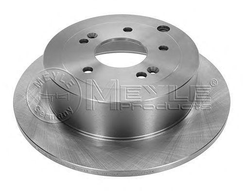 Тормозной диск MEYLE 37-15 523 0013