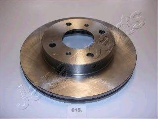 Тормозной диск JAPANPARTS DI-015