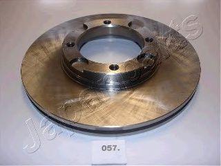 Тормозной диск JAPANPARTS DI-057