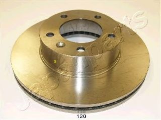Тормозной диск JAPANPARTS DI-120
