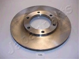 Тормозной диск JAPANPARTS DI-126