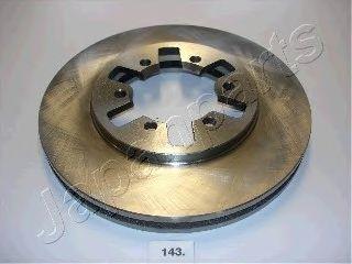 Тормозной диск JAPANPARTS DI-143