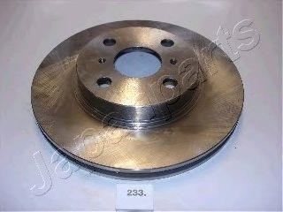 Тормозной диск JAPANPARTS DI-233