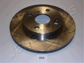 Тормозной диск JAPANPARTS DI-255