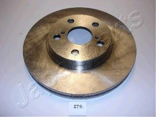 Тормозной диск JAPANPARTS DI-279
