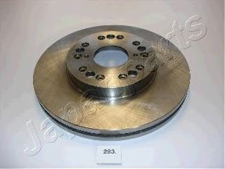 Тормозной диск JAPANPARTS DI-283