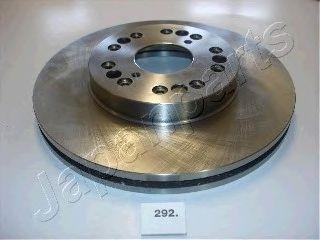 Тормозной диск JAPANPARTS DI-292