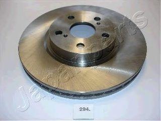 Тормозной диск JAPANPARTS DI-294