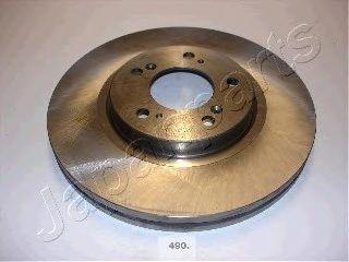 Тормозной диск JAPANPARTS DI-490