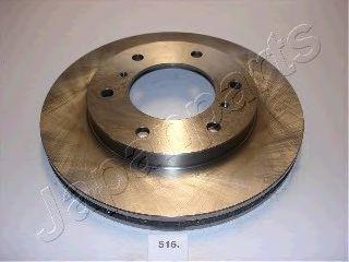 Тормозной диск JAPANPARTS DI-516
