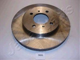 Тормозной диск JAPANPARTS DI-533