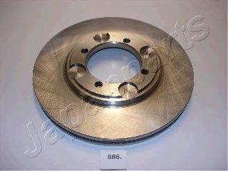 Тормозной диск JAPANPARTS DI-586
