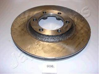 Тормозной диск JAPANPARTS DI-906